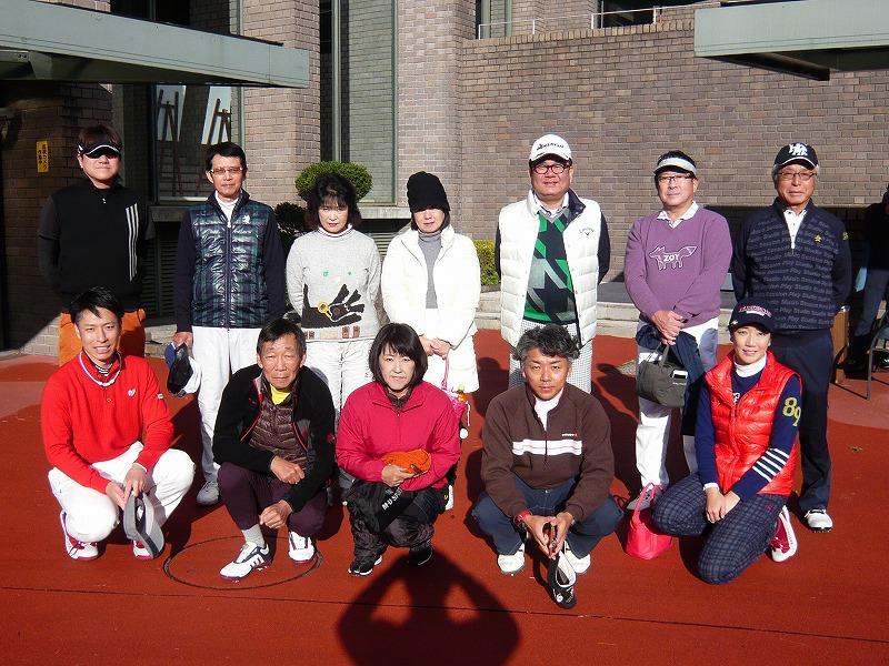 ゴルフコンペ 開催レポート